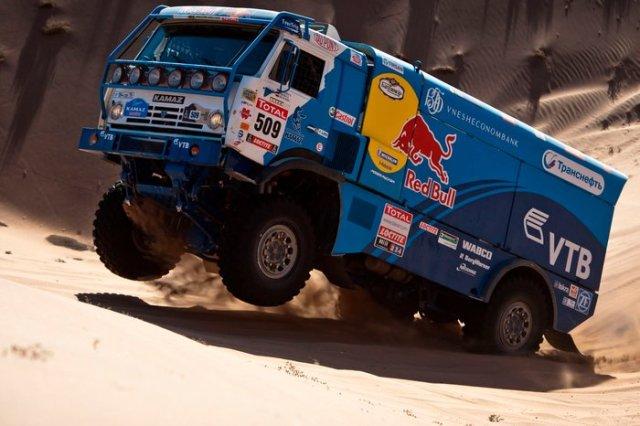 2013 dakar redbull contender truck kphmph