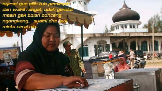 gendut-indonesia-aceh-elections