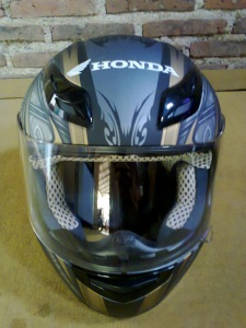 helm full face INK cl primo NMP silver tribal kphmph (2)