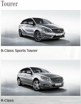 kphmph model varian mobil Mercedes-Benz januari 2013-tourer