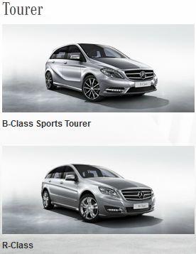 kphmph model varian mobil Mercedes-Benz januari 2013-tourer