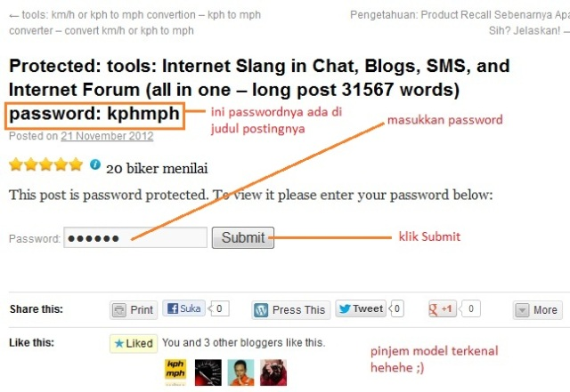 kphmph password protected post