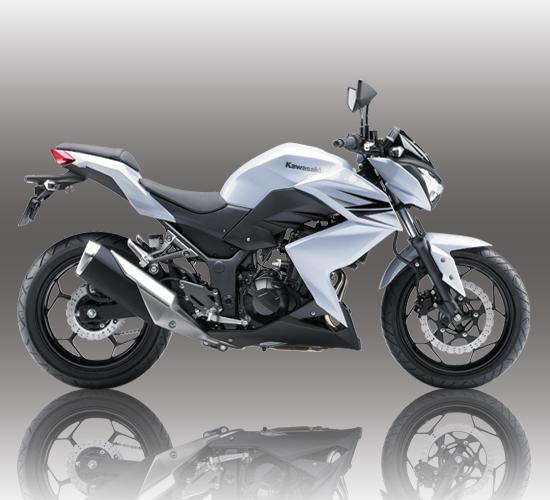 Spesifikasi Motor Kawasaki Z250 2013 Resmi Pabrikan Dan